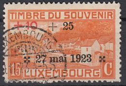 LUXEMBURG - Michel - 1921 - Nr 138 - Gest/Obl/Us - Oblitérés