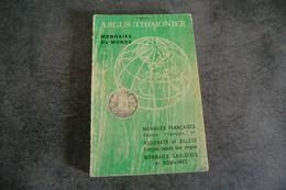 Argus Thimonier Monnaies Du Monde - 3° édition 1971 - - Books & Software