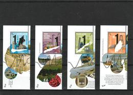 Nederland - 2019 - Set Of 4 Lighthouse Stamps MNH(**) - Phares