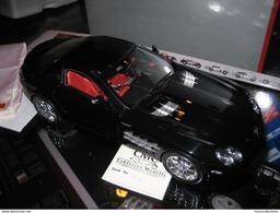 CMC Mercedes-Benz SLR McLaren 1:18 M-045f BLACK/NOIR 2003 Neuf Parfait Et Rare ! - CMC