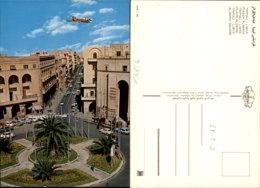 TRIPOLI,LYBIA POSTCARD - Libyen