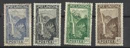 Réunion Poste   N°  126; 129; 130   Et 133  Oblitérés B/ TB .....  Soldé à Moins De  20  % ! ! ! - Reunion Island (1852-1975)