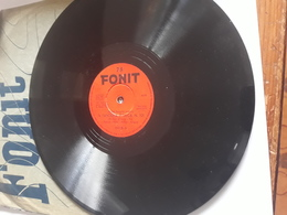 Fonit  -  1957  Nr 16148. A. Semprini : Fantasia Ritmica - 78 G - Dischi Per Fonografi