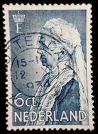 NEDERLAND Mi 276, Yt 267, Queen Emma Oblitération Amsterdam 1934 - Period 1891-1948 (Wilhelmina)