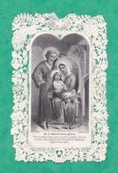 De L'amour Pour Jésus, Sainte Famille, Canivet éd. Maison Basset - Imágenes Religiosas