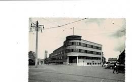 Mouscron Place De L'Ours. La Piscine Et L' Arsenal Des Pompiers. - Mouscron - Moeskroen