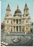 Postcard - Churches - St. Paul's Cathedral - London - No Card No.. - Unused Very Good - Unclassified