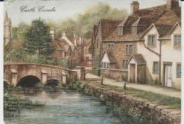 Postcard - Castle Coombe No Card No..  - Posted 5th Aug 1986 Very Good - Unclassified
