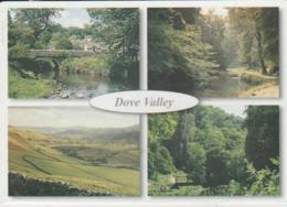 Postcard - Mill Dale - Beresford Dale - Dove Valley Card No..pkd214  - Posted  But Date Obscured Very Good - Unclassified