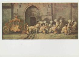 Postcard - Wagenburg In Schonbrunn - Imperial Coach  - Unused Very Good - Unclassified