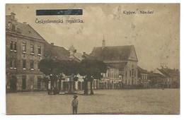 SLOVAQUIE - Ceskoslovenskà Republika - Kyjov - CPA - Slovaquie