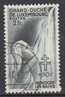 LUXEMBURG - Michel - 1940 - Nr 342 - Gest/Obl/Us - Oblitérés