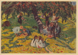 Série 5 Cartes ** Pro Juventute Illustrateur Luigi Rossi 1929, Dans Feuillet D'origine - Other