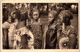 AFRIQUE - CENTRAFRICAINE - Oubangui Chari - Filles Du Sultan De Rafaï - Central African Republic
