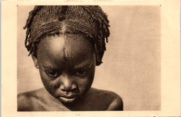AFRIQUE - CENTRAFRICAINE - Oubangui Chari - Petite Fille  Sara Kaba - Central African Republic