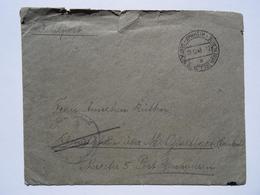 1943 WW II DR Feldpost Deutsche Dienstpost Niederlande - Besetzungen 1938-45