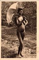 AFRIQUE - CENTRAFRICAINE - Oubangui Chari - Une élégante - Centrafricaine (République)