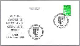 Nueva Sede ESCUADRON DE GENDARMERIA MOVIL. Luçon 2000 - Policia – Guardia Civil