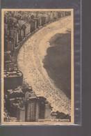 Cp   Brésil   Année 1959      Copacabana  Rio De Janeiro - Copacabana