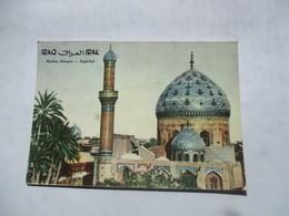 CP Iraq - Irak - Maidan Mosque - Baghdad - Iraq
