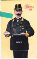 Val- Autriche  Cpa   GRUSS Aus WIEN - Vienne