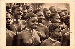 AFRIQUE - CENTRAFRICAINE - Oubangui Chari - Types De Femmes - Centrafricaine (République)