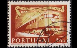 PORTUGAL [1956] MiNr 0852 ( O/used ) - Gebruikt