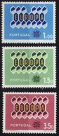 PORTUGAL [1962] MiNr 0927-29 ( **/mnh ) CEPT - Nuevos