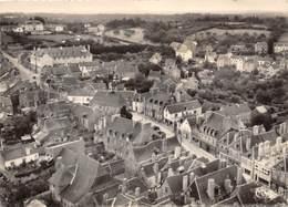 56-GUEMENE- VUE GENERALE AERIENNE SUR L'HÔPITAL - Guemene Sur Scorff