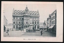 HALLE HAL  HOTEL DE VILLE - Halle