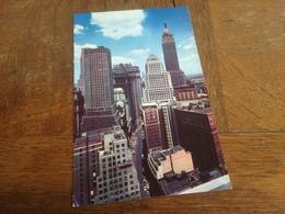 NEW YORK - MANHATTAN - SKYSCRAPERS - 1957 - Manhattan