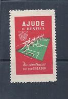 Vinheta Do Estádio Do S.L. Benfica Nas Amoreiras, Lisboa 1926. Vignette Of Benfica Stadium Amoreiras. Football. Soccer.R - Beroemde Teams