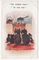 """° ILLUSTRATEUR ° Inter-Art Co., LTD. """"COMIQUE"""" Series ° 6568 ° Florence House, Barnes, London, S.W. ° Chat Chats ° - Autres Illustrateurs"""