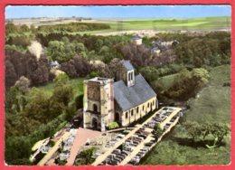 95 NUCOURT - Eglise St-Quentin (En Avion Au-dessus De ...) - Otros Municipios