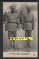 DD / GUERRE 1914-18 / NOS ALLIÉS : INDE / 1914 ARMÉE INDIENNE  -  SOLDATS D' INFANTERIE - Guerre 1914-18