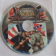 17 American Civil War 1861-65 Old Books Collection. DVD - Fuerzas Armadas Americanas