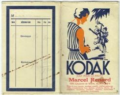 Pochette Photo. Kodak. Marcel Renard, Auderghem. - Matériel & Accessoires