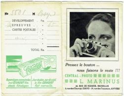 Pochette Photos. Central-Photo. L.Marinus. - Material Y Accesorios