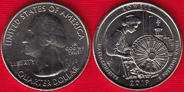 "USA Quarter (1/4 Dollar) 2019 D Mint ""Lowell, Massachusetts"" UNC - Federal Issues"
