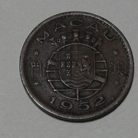 1952 - Macao - Macau - 10 AVOS - KM 2 - Macau
