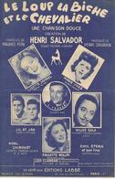Une Chanson Douce (le Loup La Biche Et Le Chevalier) - Henri Salvador (p: Maurice Pon - M:  Henri Salvador), 1950 - Non Classés