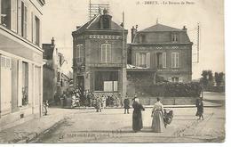 Ac10/           28    Dreux     Le Bureau De Poste          (animations) - Dreux