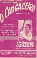 O' Cangaceiro - Francisco Grandey. (p: Marc Lanjean - M:  Alfredo Ricardo De Nascimiento), 1953 - Non Classés