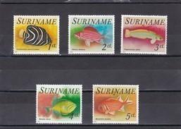 Surinam Nº 647 Al 651 - Surinam