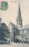 CPA - Belgique - Dendermonde - Termonde - L'Eglise Notre-Dame - Dendermonde