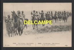 DD / GUERRE 1914-18 / NOS ALLIÉS : INDE / 1914 SUR LE FRONT - LES INDIENS DANS LE NORD DE LA FRANCE - Guerre 1914-18
