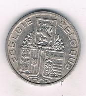 5 FRANK 1939 (pos.A) VL BELGIE /3956/ - 1934-1945: Leopold III.