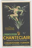 Embrocation CHANTECLAIR Illustré Par MICH - Mich