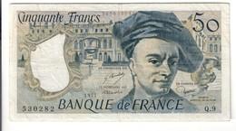 France 50 Francs QUENTIN DE LA TOUR 1977 Lotto.1111 - 1962-1997 ''Francs''