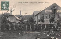ORBEC EN AUGE - La Madeleine, Propriété De M. Godefroy - Fromagerie - Orbec